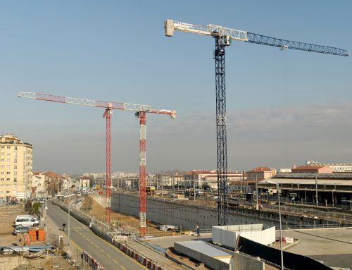Montages de grues SAEZ S65 à la gare de Perpignan – 4e partie
