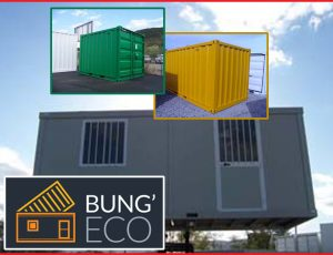 Bungalows et Containers BUNG'ECO
