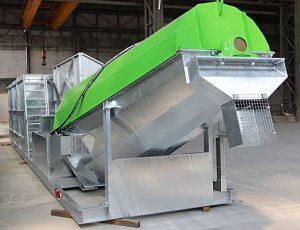 Centrales de Recyclage du Béton